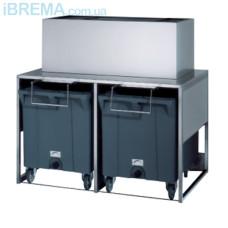 Бункер для льда BREMA RB Double Roller Bin 100